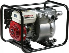 Honda WT20 Trash Water Pump in Carry Frame WT20